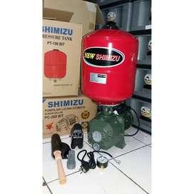 Pompa Air Shimizu Pc 260 Bit + Tabung