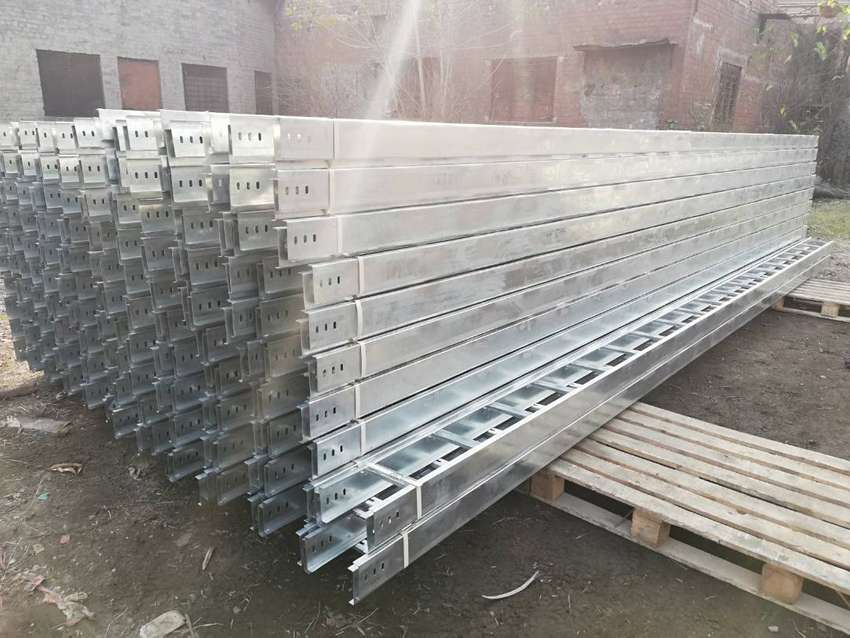Cable Tray Hot Dip Galvanized / powder coated / GI / SS all type