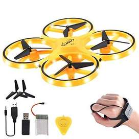 2019 Online Store Infrared Induction Hand Control Drone UAV Gravity Se