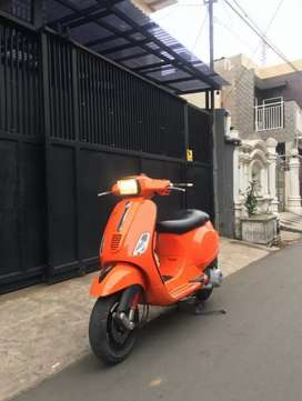 Vespa S 150 3v 2013 Orange ( Favourite )