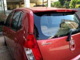 I10 Hyundai sportz 1.2 year 2010 Pune pcmc passing