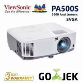 LCD PROJECTOR VIEWSONIC PA500S
