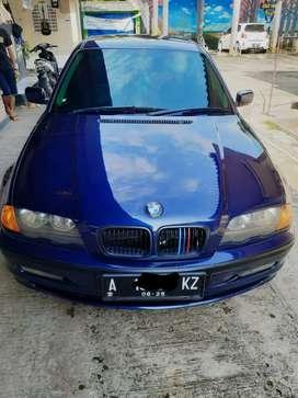 Jual BMW M43 Mauritius Blue Rawatan Segerrr Tinggal Gas Velg BBS