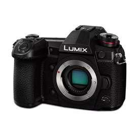 Kredit Kamera Panasonic Lumix DC-G9 Body Only