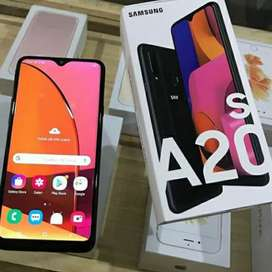 Samsung galaxy A20s Smartphone Cash/TT/Kredit