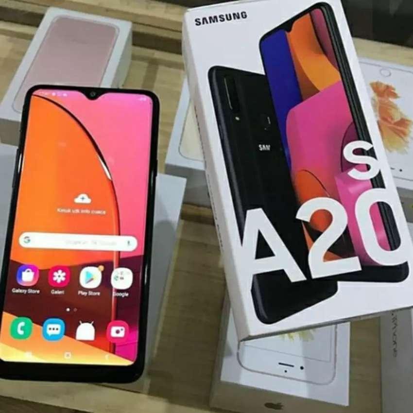 Samsung galaxy A20s Smartphone Cash/TT/Kredit 0