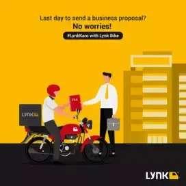 LYNL delivery boy job for Mumbai