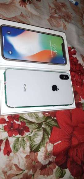 I phone x refurbished and new available for sale with bill box