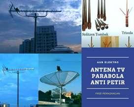 Order pasang antena tv digital tanah abang