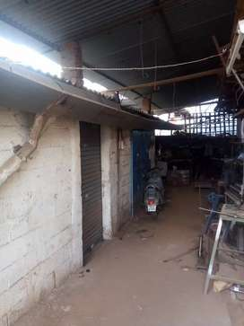 Industrial godown for sales in nallampalayam main road