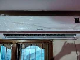 India AC installation ge damk khudkta wari sanabasu yani