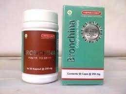 kapsul herbal untuk bronchitis