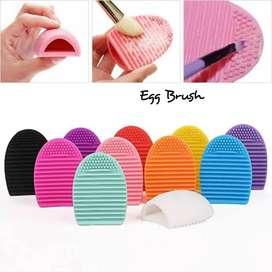 Brush egg silicone