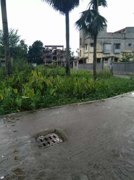 Plot available for sale in Behala Shibrampur.