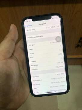 iphone x 256gb ex inter
