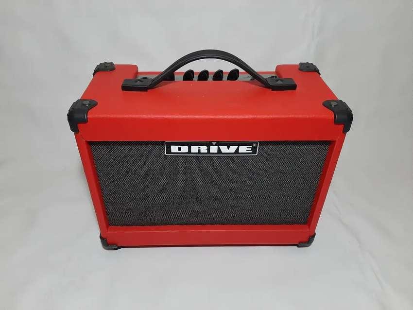 Amplifier Bass Drive Reed