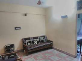 Semi furnished flat for sale at lowest price! (No Lift)