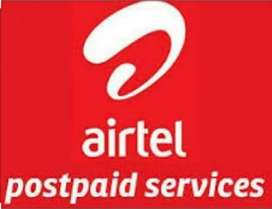 Airtel postpaid ( only females)