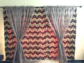 Perfect curtains for sale.