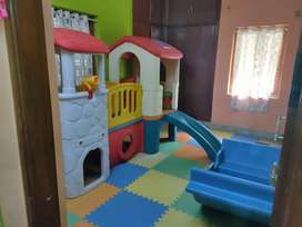Preschool and daycare center for sale at mathikere/yeshwanthpur
