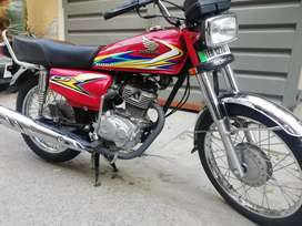 Honda 125 For Sale 10/10 condition One Hand used