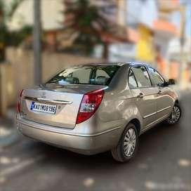 Tata Manza Aura (ABS) Safire, 2010, Petrol