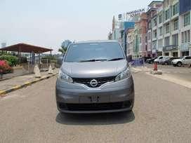 Nissan Evalia SV 1.5cc Tahun 2013 Abu2 AT