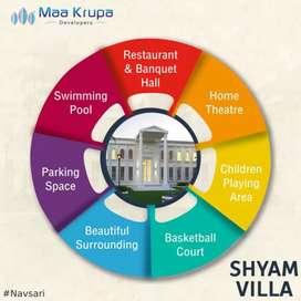 Maa krupa shyam villa luxurious bungalows with club house.