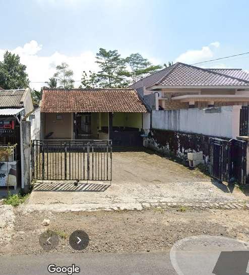 Disewakan Tanah dan Bangunan dekat Langen Purwokerto