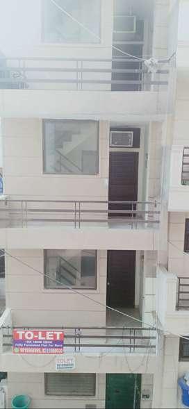 1bhk 2room fullyfurnished with 2 ac indepanded 2nd floor avilabale