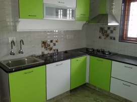 2 Bhk Fully Furnished Flat For Rent Thrissur Town.