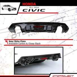 Diffuser All New Civic Turbo | KIKIM Variasi