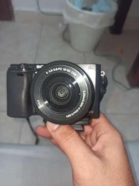 Sony A6000 mulus