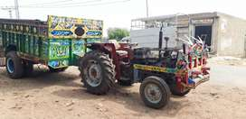 2005 model tractor Trala with new Tayar. Just 1 month use tayre.