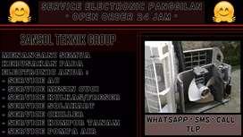 Service Kulkas AC tidak dingin Servis Mesin Cuci Sedati Sidoarjo