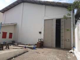 Dijual Gudang di Kompleks Pergudangan Parangloe Makassar