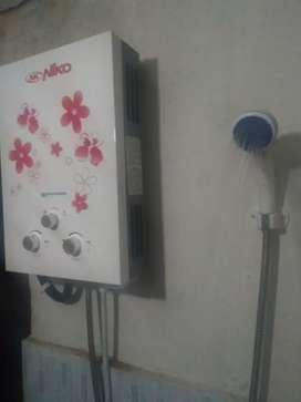 Water Heater Niko ( Pakai Gas )