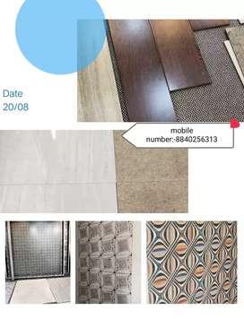 tiles marble work