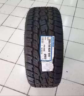 Ban mobil Ukuran 265/50 R20 Toyo tyres OPAT2 bisa untuk Pajero Navara