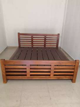 New stylish wooden cot ...from factory