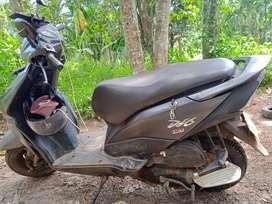 Honda dio, full condition