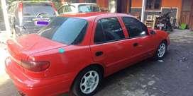 Timor 1997 bukan ex taksi bisa tt motor