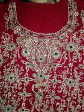 Birdal Maxi Good Condition Red Color Full length