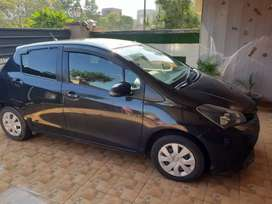 Toyota vitz 14 / 18 Lahore registered