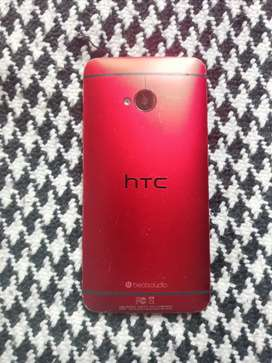 Htc one m7 back cover replacement