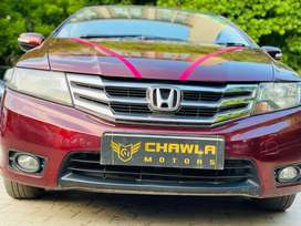Honda City 1.5 V Manual, 2013, Petrol