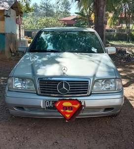 Dijual Mercedes Benz C 200 Matic thn 1996. Classic dan Istimewa