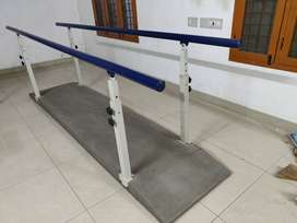 Parallal bar for the Physiotherapy Services