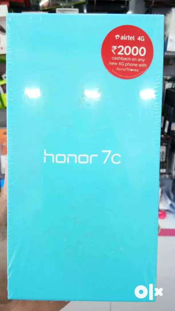 Honor 7c (4gb + 64gb) 0