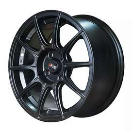 Velg XXR R15x7 4x100 untuk Agya, Datsun Go, Lancer, Corolla, Brio dll